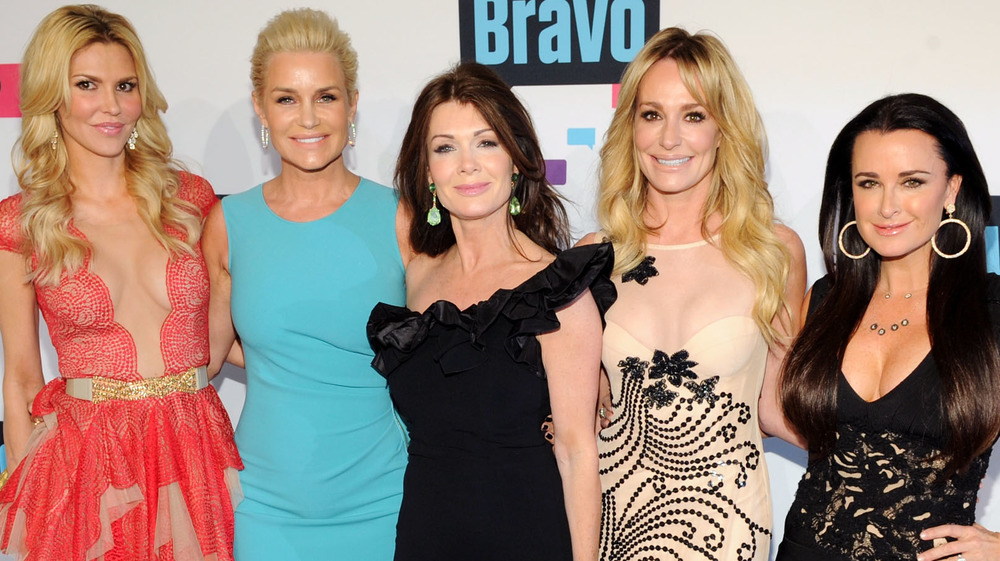 Bravo's 'Real Housewives of Beverly Hills' cast members