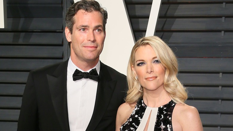 News anchor Megyn Kelly and her gorgeous husband Douglas Brunt