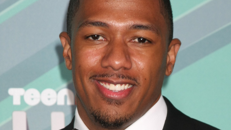 Nick Cannon at an event