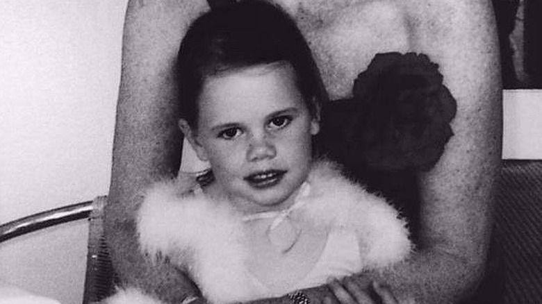 Young Lucia Hawley