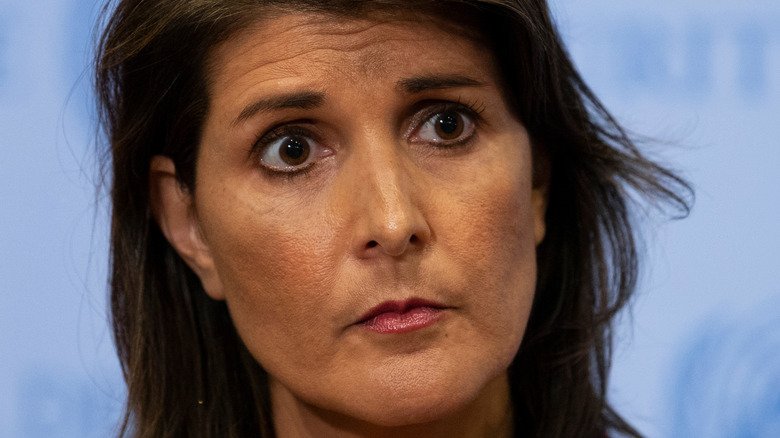 Nikki Haley at the United Nations