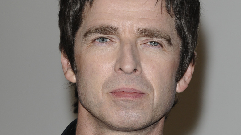 Noel Gallagher at event