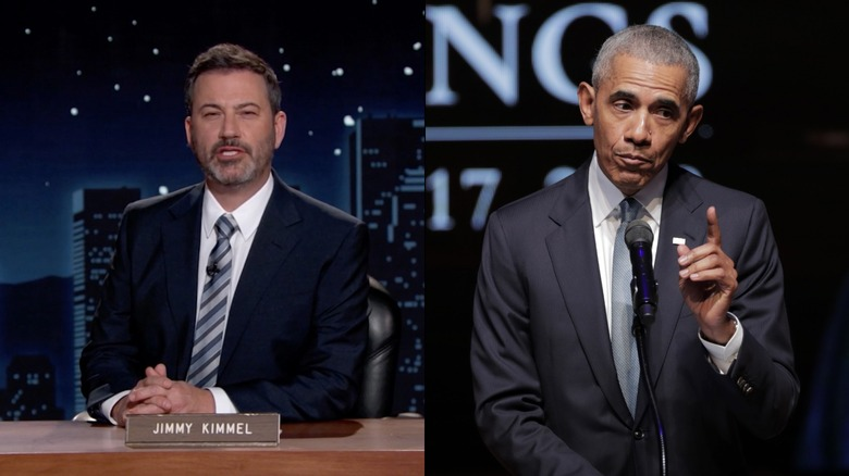 Jimmy Kimmel interviews Barack Obama