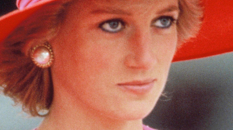 Princess Diana in 1989