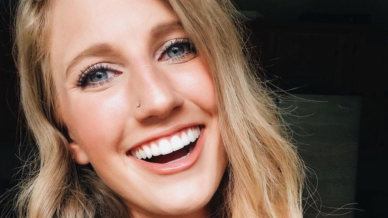 Olivia Plath smiling