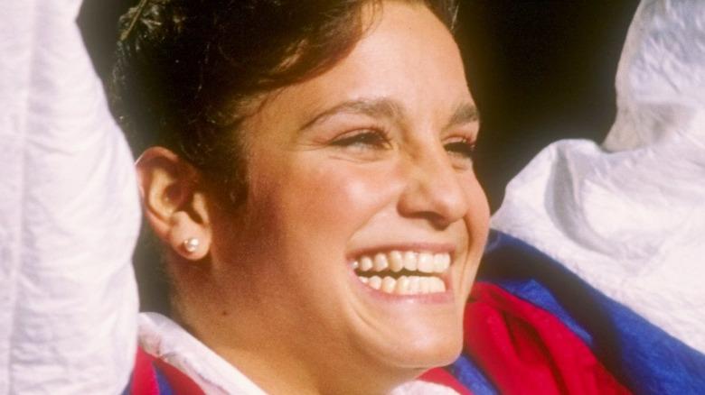 Mary Lou Retton in 1989