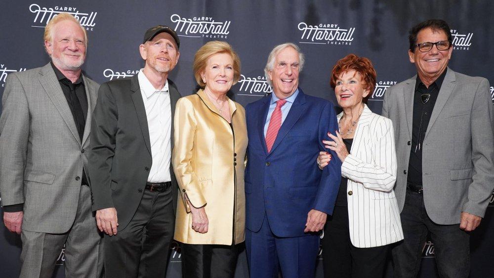 "The cast of ""Happy Days"" reunites"