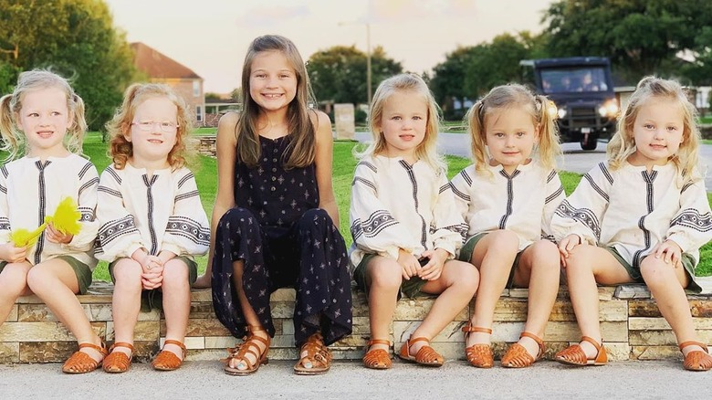 OutDaughtered Busby kids