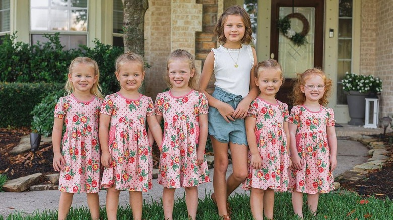 The OutDaughtered kids