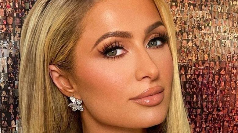 Paris Hilton headshot