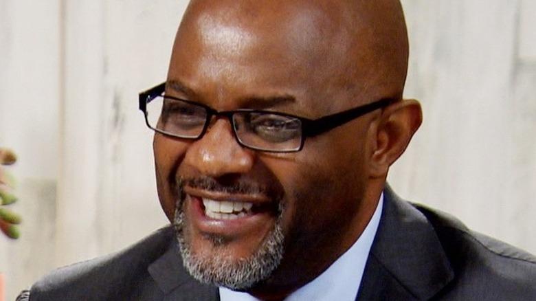 Pastor Cal smiling