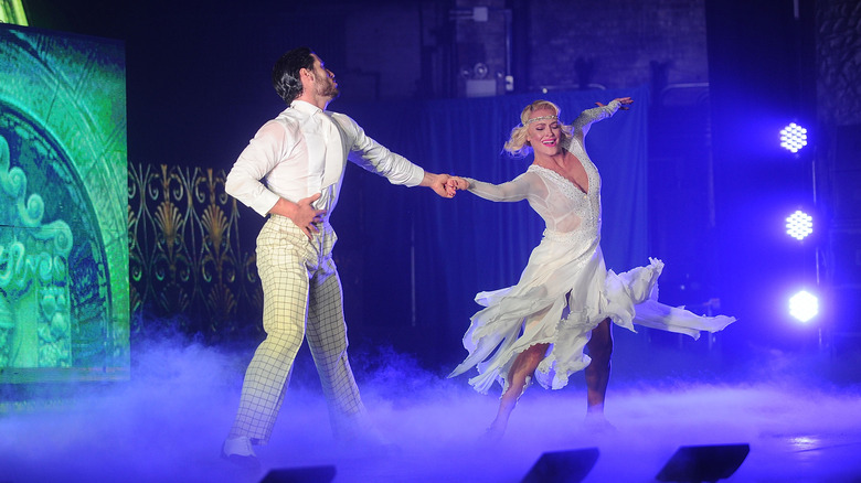 Dancing With The Stars performance