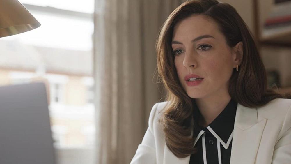 Anne Hathaway in Locked Down
