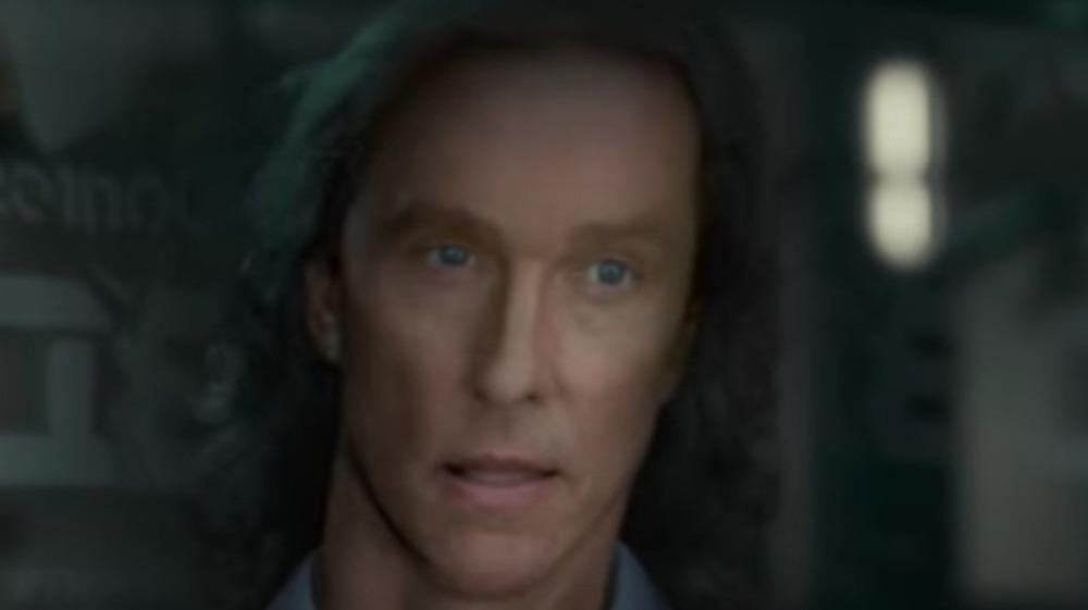 Flat Matthew McConaughey Doritos commercial