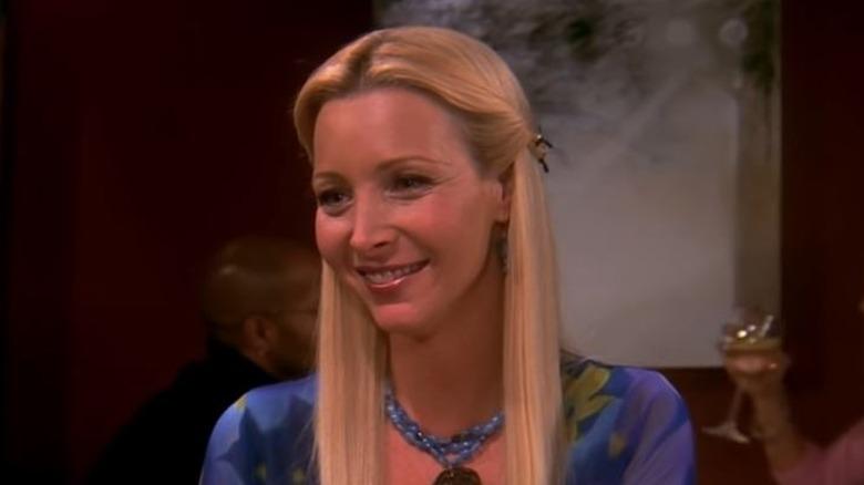Phoebe on Friends