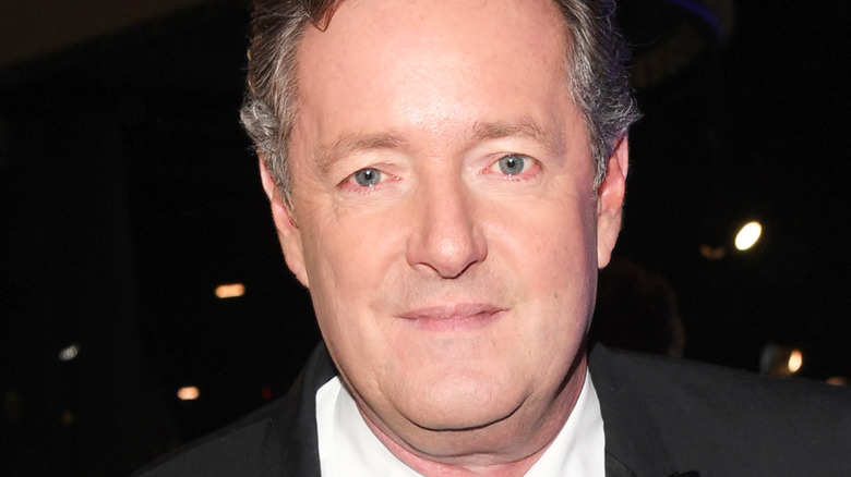 Piers Morgan at event