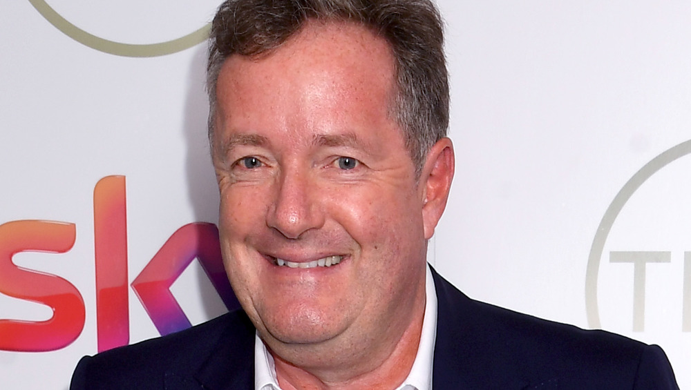 FILE: Piers Morgan at an event