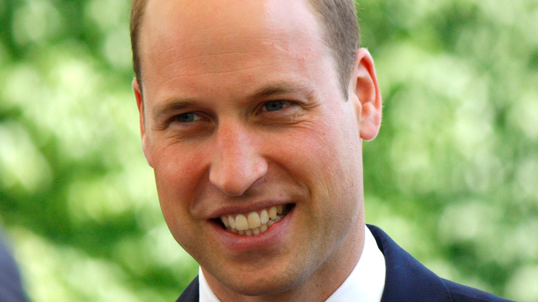 Prince William at a royal event
