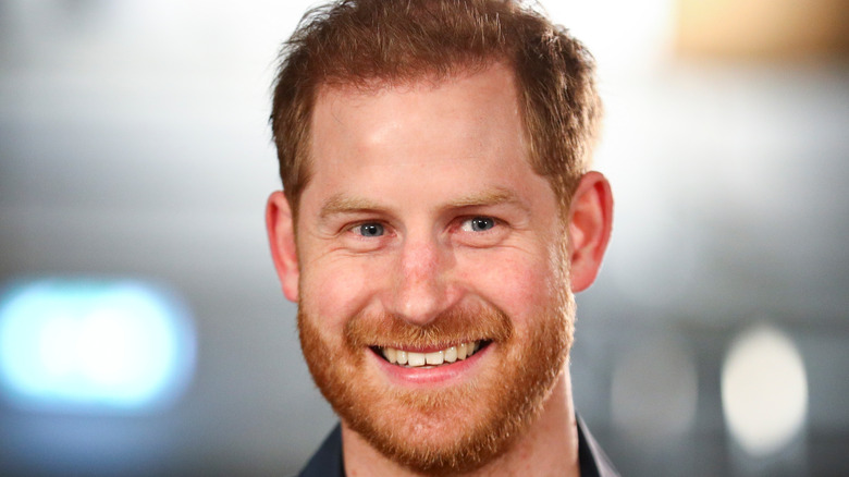 Prince Harry attending the Invictus Games