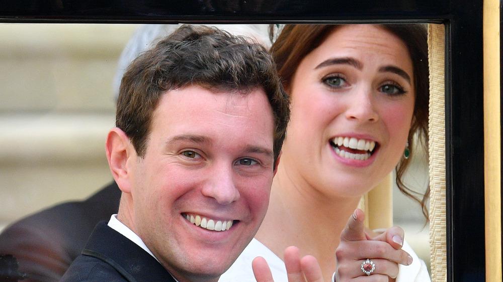 Princess Eugenie, Jack Brooksbank wedding