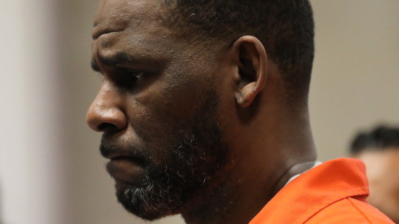 R.Kelly in court