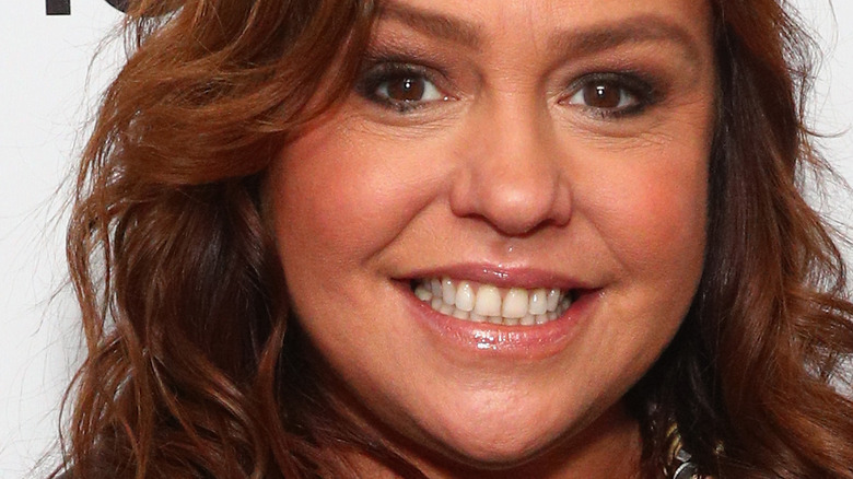 Rachael Ray up close smiling