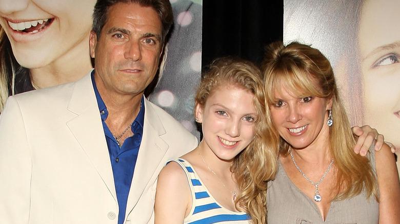 Mario, Ramona and Avery Singer