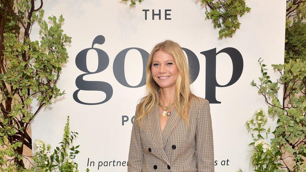Gwyneth Paltrow of Goop