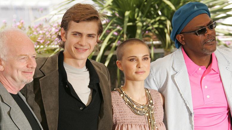 Natalie Portman Star Wars cast