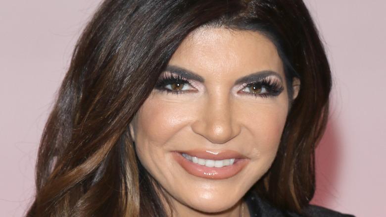 Teresa Guidice smiling