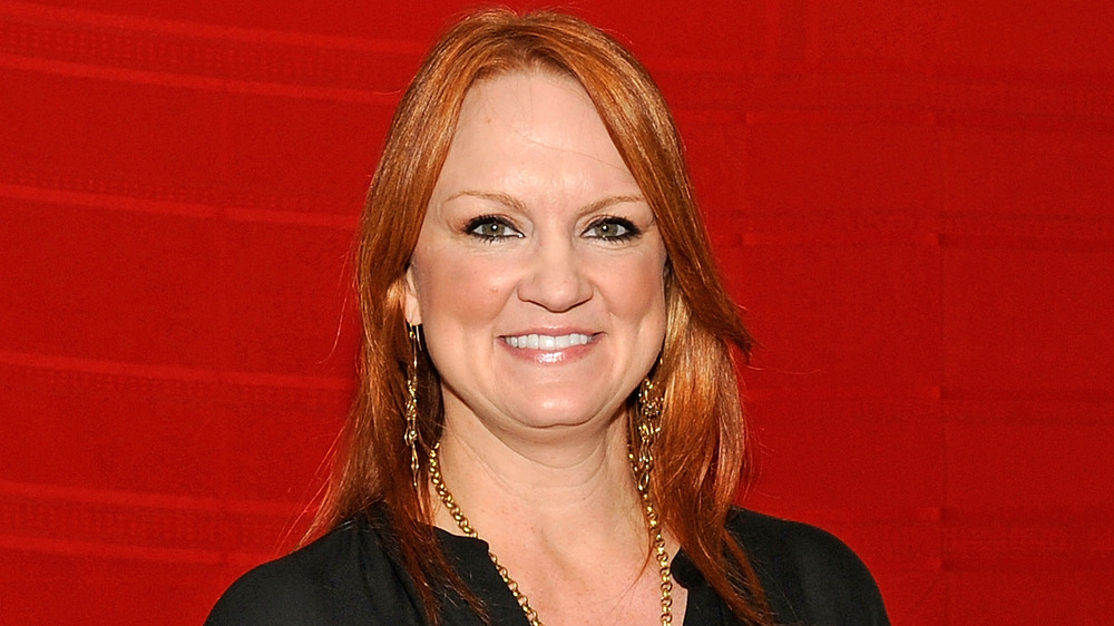 Ree Drummond smiling at an event