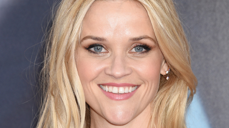 Reese Witherspoon smiling at an event