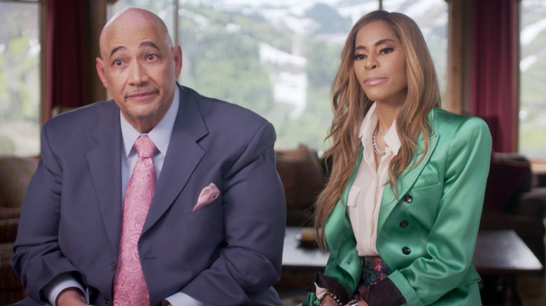 Robert Cosby Sr. and Mary Cosby on RHOSLC