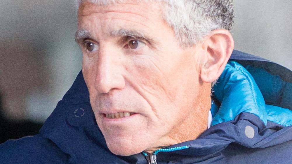 Rick Singer in blue jacket