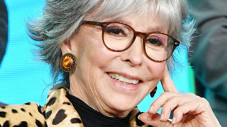 Rita Moreno wearing glasses