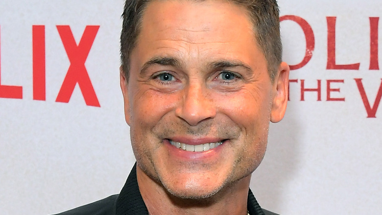 Rob Lowe at event
