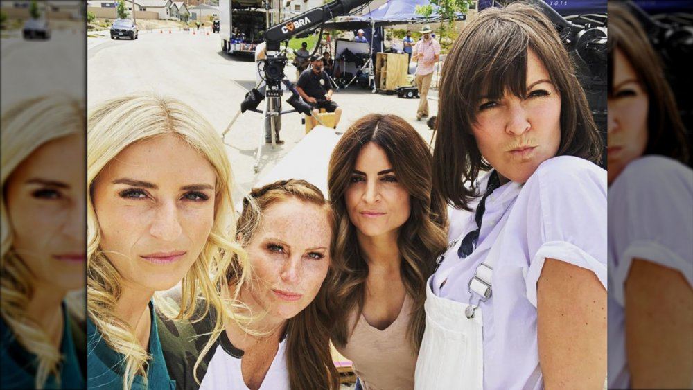 The cast of Rock the Block Season 1