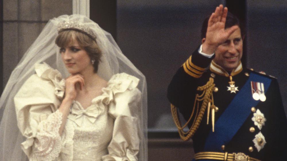 Charles and Diana wedding