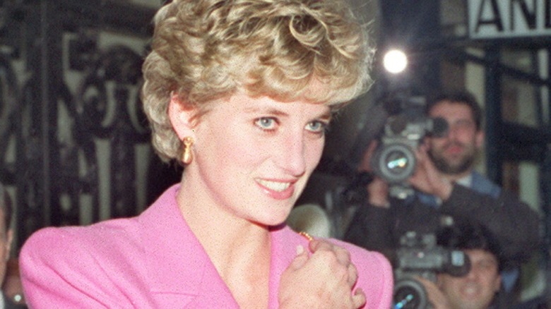 Princess Diana of the royal family