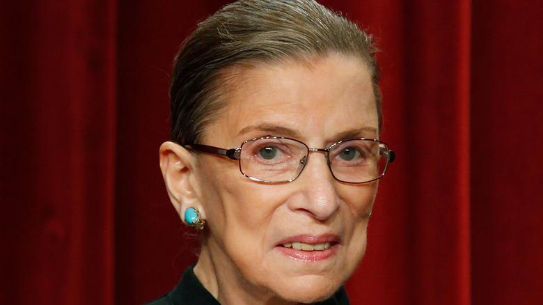 File: Ruth Bader Ginsburg