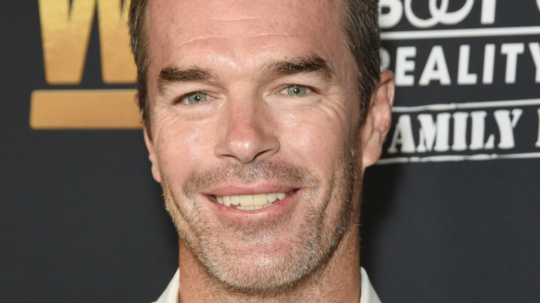 Ryan Sutter smiling with facial hair