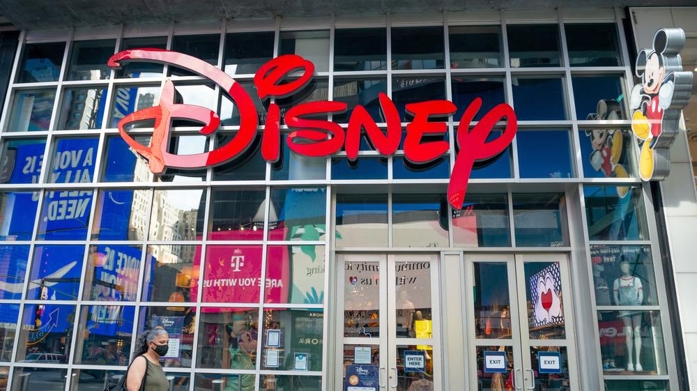 Disney Store exterior