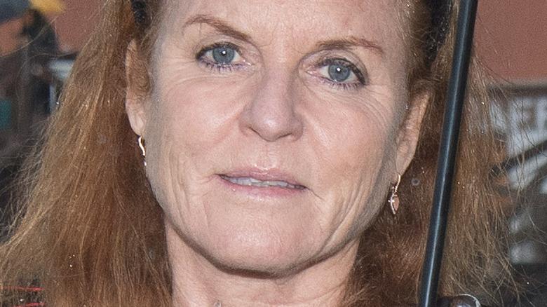 Sarah Ferguson in 2019