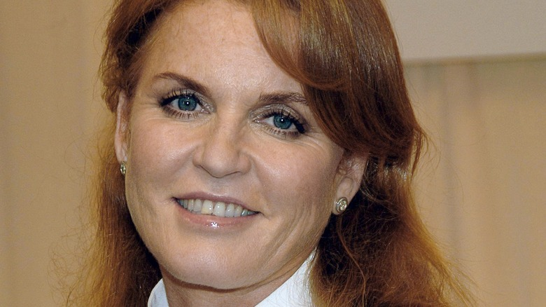 The Duchess of York Sarah Ferguson at an event in 2006