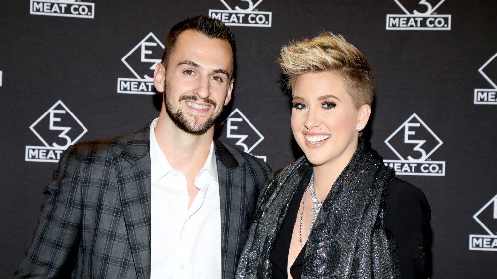 Savannah Chrisley and ex-fiance Nic Kerdiles