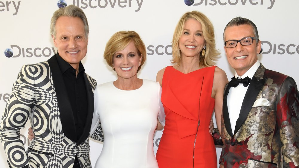Monte Durham, Lori Allen, and the cast of Say Yes to the Dress