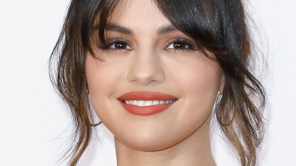Selena Gomez at Beauty Awards