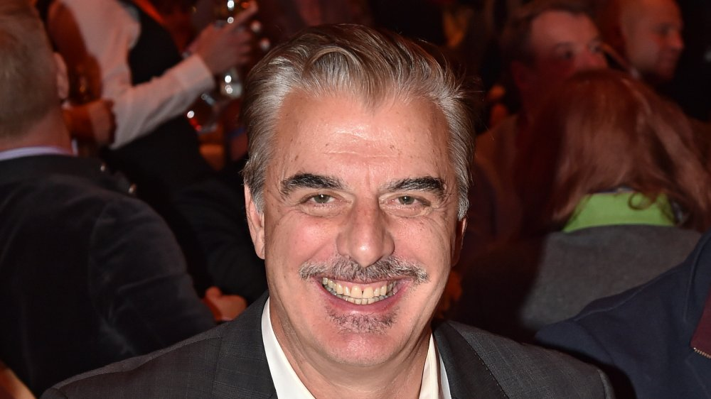 Sex and the City's Chris Noth