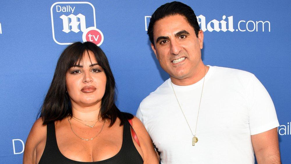 Shahs of Sunset stars Reza and MJ