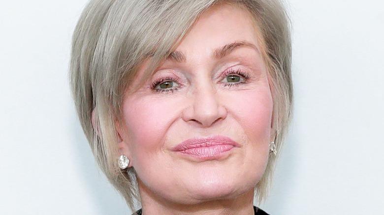 Sharon Osbourne at an event